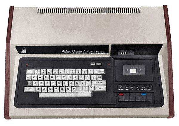 1981 Mein erster Computer
