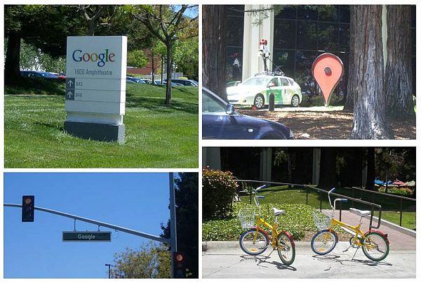 Marco Rick zu Besuch bei Google im Silicon Valley